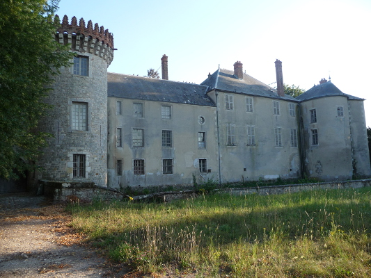 Chateau de Milly